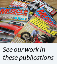 magazines we've appeared in
